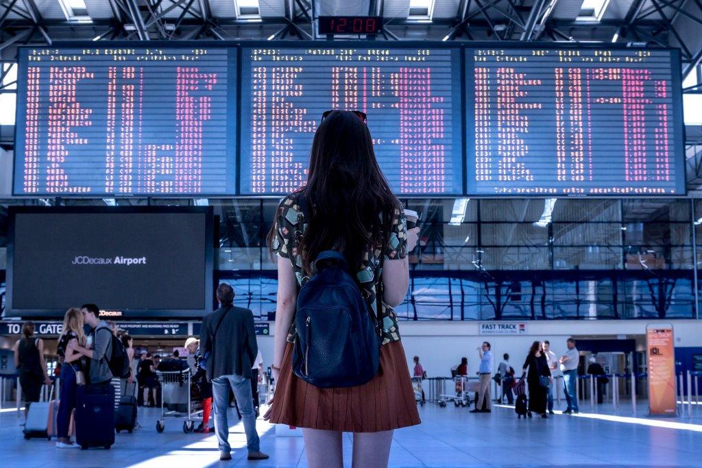 Lufthavn aflysninger