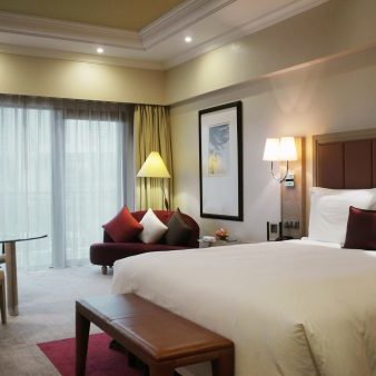 Hotel kompensation